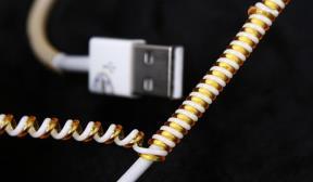 Các cách bảo vệ dây cáp sạc được bền hơn