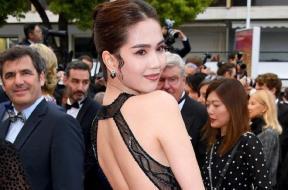 Ngọc Trinh mặc trang phục hở bạo trên thảm đỏ Cannes - Đại diện Bộ Văn hoá nói gì?