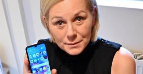 Chuyển từ iPhone sang dùng Android, người phụ nữ thoát nạn