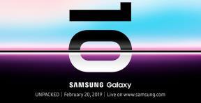 Sự kiện ra mắt Samsung Galaxy S10 dự kiến vào ngày 20 tháng 2 năm 2019