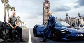 Top 5 siêu xe sang chảnh nhất series phim Fast & Furious